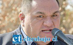 Ricardo Figueroa Cerda, expresidente de la Cámara de Comercio y Turismo de San Felipe.