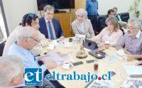 La propuesta del alcalde Patricio Freire, permitirá que recursos se destinen a obras sociales que serán determinadas en conjunto por el Concejo Municipal.
