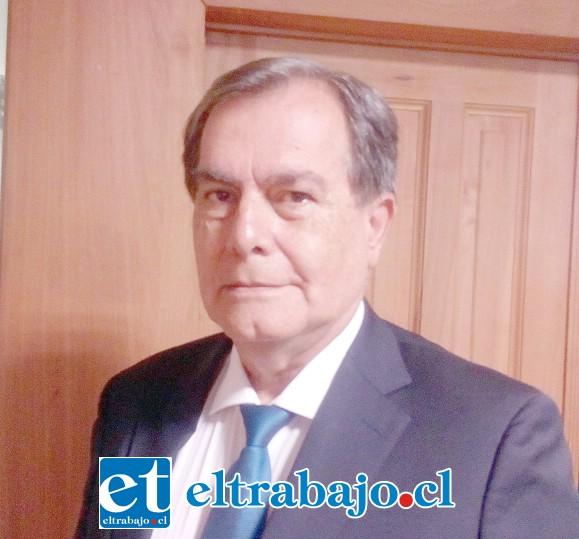 Christian Beals Campos, concejal de San Felipe
