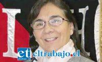 Patricia Pimentel, encargada a nivel de la provincia de San Felipe del proceso PSU.