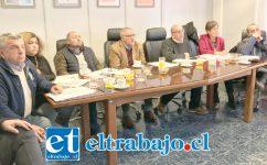 El Concejo Municipal de Putaendo apoyó la decisión de no realizar la consulta ciudadana de este domingo 15 de diciembre, debido a que básicamente no será una consulta vinculante.