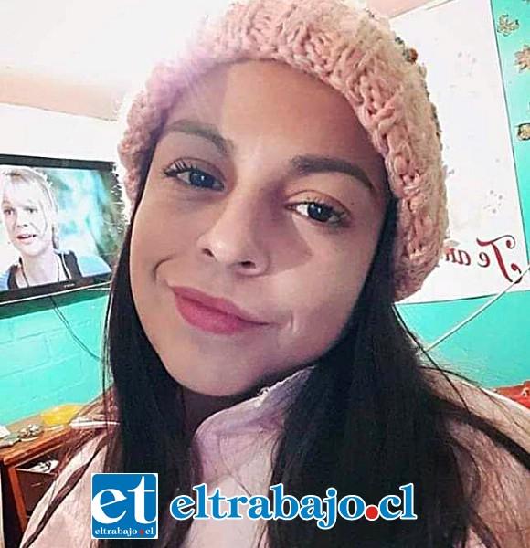Ingrid Leiva Velásquez falleció a la edad de 23 años la tarde de este viernes en el Hospital San Francisco de Llay Llay.