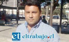Marco Cortez Llopis, abogado de los ex funcionarios despedidos.