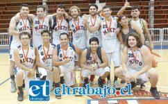 El Mixto se convirtió en el mejor de los mejores del baloncesto del valle de Aconcagua.