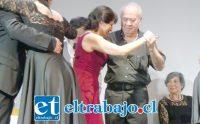 NOCHE DE TANGO.- Exponentes del mejor tango y todas las edades estarán haciendo de las suyas hoy jueves desde las 21:00 horas.