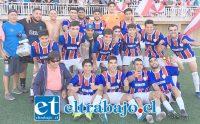 La selección de Catemu jugará la gran final del Regional de Honor al superar la semifinal jugada en el Lucio Fariña de Quillota.