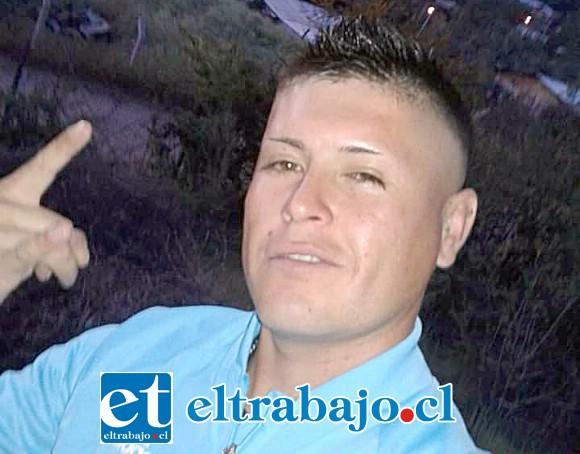 Álvaro Soto fue asesinado este sábado por desconocidos.