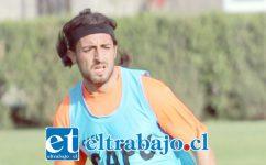 Julio Castro buscará hacerse un espacio para tener su oportunidad en el Uní Uní.