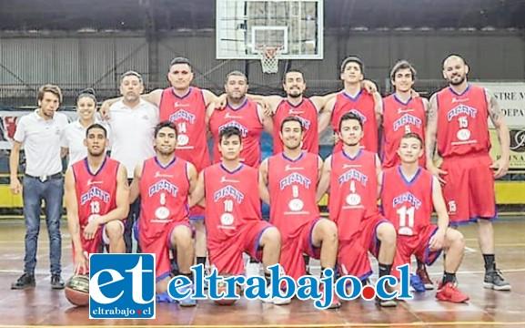El equipo de la calle Santo Domingo no supo de triunfos en la fase grupal de la Liga Nacional de Basquetbol.