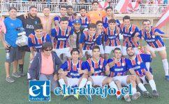 El combinado de Catemu regaló una enorme alegría al titularse campeones en el Regional de Fútbol de Honor.