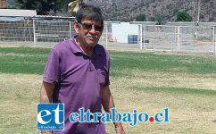 Controversia ha causado en todo el Valle de Aconcagua el fin del torneo estival 'Amor A La Camiseta'. Raúl Reinoso se resiste a esa medida.