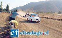 El campeonato Fiat 600 es el exclusivo evento tuerca que en la actualidad hay en el valle de Aconcagua.