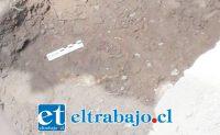 De acuerdo a la evaluación realizada por este equipo experto en la materia, corresponden a la Cultura Aconcagua y están asociadas a las vasijas encontradas a mediados de enero en el mismo lugar.