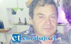Don Jaime Yévenes Pérez tiene 61 años edad. A principios de este mes sufrió un asalto a mano armada por un delincuente que le robó su colectivo.