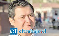 José Vergara, concejal de Catemu confirmó la denuncia.