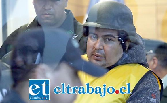 Miguel Andrés Espinoza Aravena seguirá tras las rejas, según estimaron los jueces que revisaron su Recurso de Nulidad. FOTO:FRANCISCO FLORES SEGUEL/AGENCIAUNO