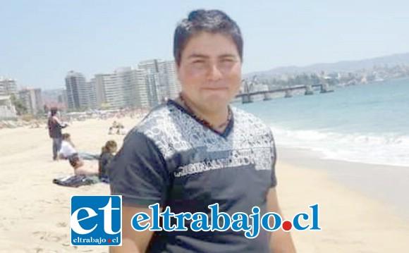 Pedro Vergara Lobos era padre de familia y tenía 36 años de edad al momento de ser asesinado en la comuna de Catemu.