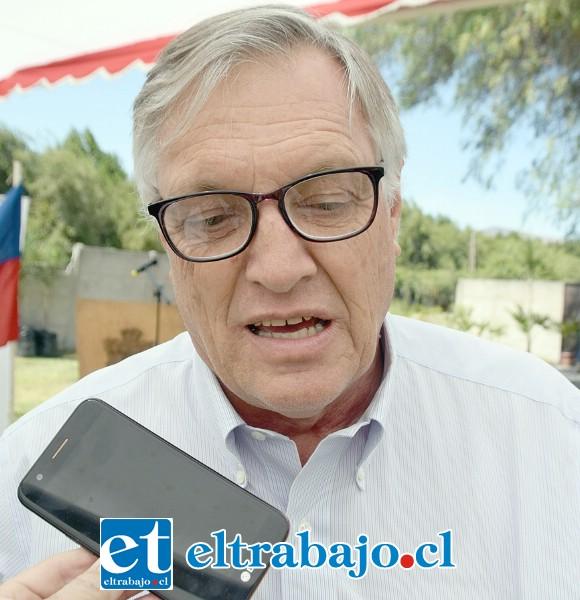 Gonzalo Bulnes, empresario.