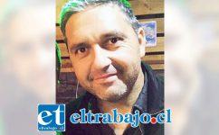 José Luis Aldunce Mora, sanfelipeño de 42 años de edad.