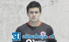 Benjamín Fuentes será uno de los arqueros de Chile en las eliminatorias para el Mundial de Lituania.