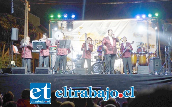 Este viernes y sábado vuelven las Jornadas Musicales en Rinconada de Silva, evento que constituye un gran espectáculo en el verano aconcagüino.