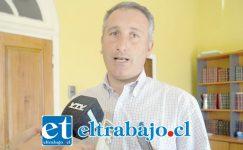 Víctor Catán, uno de los principales productores de duraznos de la zona, es uno de los acreedores de Pentzke, a quien le deben alrededor de 600 millones de pesos.