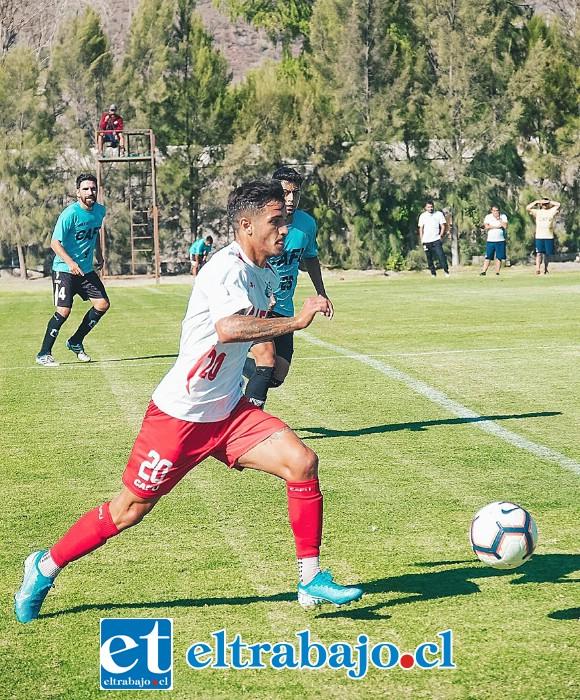 Unión San Felipe debutará el martes de la próxima semana ante Rangers en Talca.
