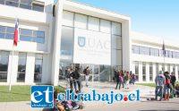 La Universidad de Aconcagua desarrollará una jornada especial de matrículas en todas sus sedes el lunes 24 y martes 25 de febrero, ocasión en que se atenderá durante todo el día a los postulantes, en un horario extendido hasta las 23 horas.