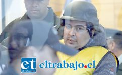 La Corte de Apelaciones de Valparaíso desestimó finalmente el Recurso de Nulidad interpuesto por la defensa de Miguel Espinoza Aravena, quien fue condenado a Presidio Perpetuo Calificado por la violación y homicidio de la pequeña Ámbar Lazcano. FOTO:FRANCISCO FLORES SEGUEL/AGENCIAUNO