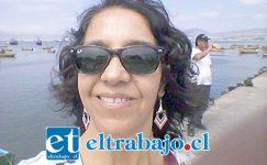 Daniela Robles Muñoz, profesora de Biología y Ciencias del Colegio Portaliano.