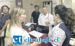 La directora de Salud, Susan Porras, dijo que se han tomado diferentes medidas en ambos hospitales, como por ejemplo la suspensión de los policlínicos, de las intervenciones quirúrgicas electivas y de los horarios de visitas.