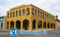 Edificio corporativo de Diario El Trabajo.