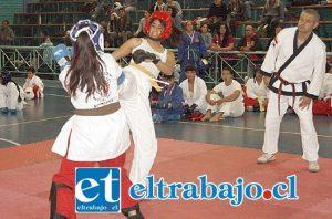 Competidores de distintas edades y categorías estuvieron presentes en la octava edición de la Copa de la Hermandad.