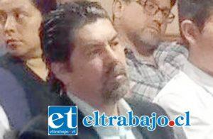 Director del SEA, Región de Valparaíso, Alberto Acuña Cerda.