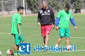 Los volantes ofensivos Sebastián Zúñiga y Brayan Valdivia son piezas inamovibles para el técnico Christian Lovrincevich.