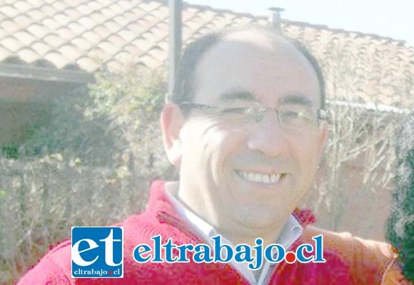 Claudio Rodríguez Cataldo, nuevo Gobernador de la Provincia de San FelLipe.