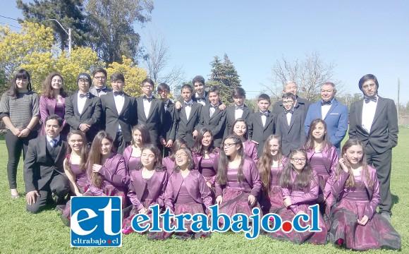 FUNCIÓN ÚNICA.- Estos jóvenes harán de las suyas para deleitarnos con su mejor trabajo: Tchaikovski, Leng, Mozart y Suppé, entre otras sorpresas.