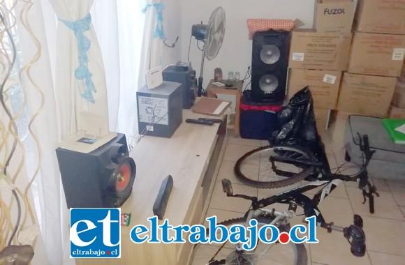 Los asaltantes irrumpieron en una vivienda de la Villa El Carmen de San Felipe en búsqueda de dinero.