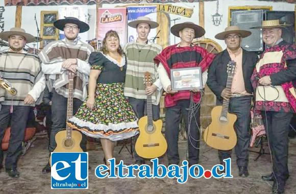 Raíces de Casuto, uno de los grupos invitados a la celebración del Día del Cuequero y la Cuequera.