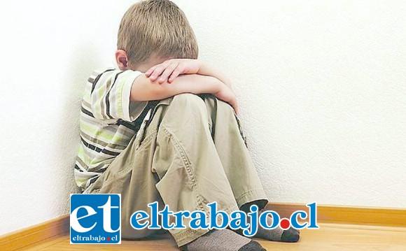Los niños habrían sido abusados sexualmente en el año 2017 y 2018 en la comuna de Llay Llay. (Fotografía Referencial).