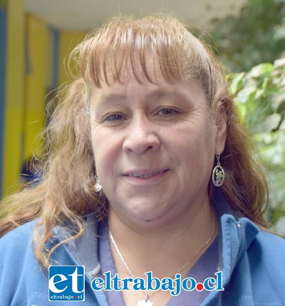 Verónica Alvarado Páez, delegada regional y organizadora del campeonato.