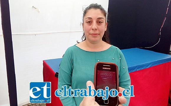 Paula Freire Sabaj, abogada Patricio Freire Canto.