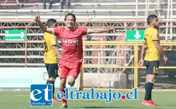 José Martínez podrá estar ante Melipilla.