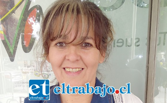 Patricia Boffa Delegada biprovincial del Serviu.