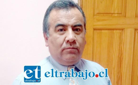 William Galaz, abogado de la DAEM de San Felipe, confirmó la información.