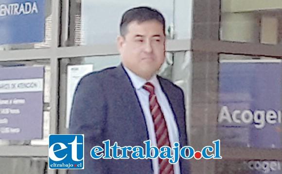 Eduardo Herrera, uno de los abogados de los trabajadores, conversó con nuestro medio a la salida de tribunales.