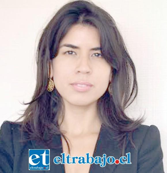 Paulina Jeria Silva, abogada de la víctima