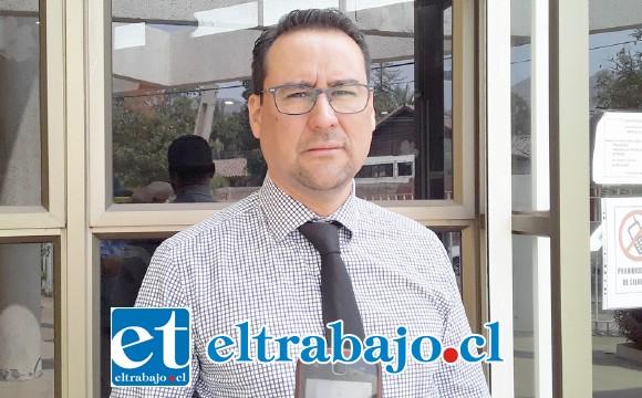 Fiscal Eduardo Fajardo de la Cuba.