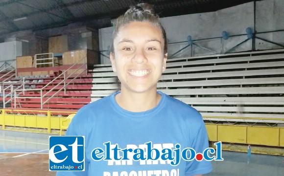 Priscila Pizarro será la primera mujer en dirigir un equipo en el torneo cestero más importante del país.