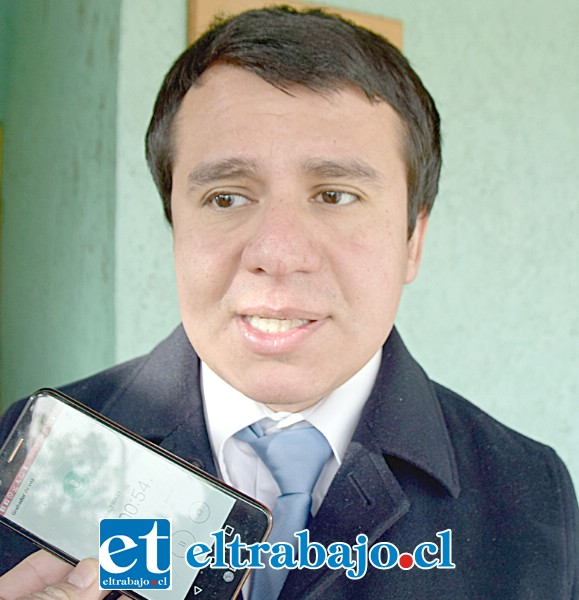 El Seremi de Salud de la Quinta Región, Francisco Álvarez, confirmó la noticia trascendida ayer en diferentes redes sociales.